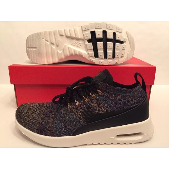 464a507aa1f0f Nike Air Max Thea Ultra Flyknit Running Shoes